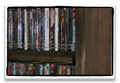 dark wood dvd cabinet